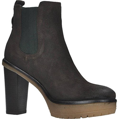 Botas para mujer, color marr�n , marca TOMMY HILFIGER, modelo Botas Para Mujer TOMMY HILFIGER CLEO 1B Marr�n marr�n