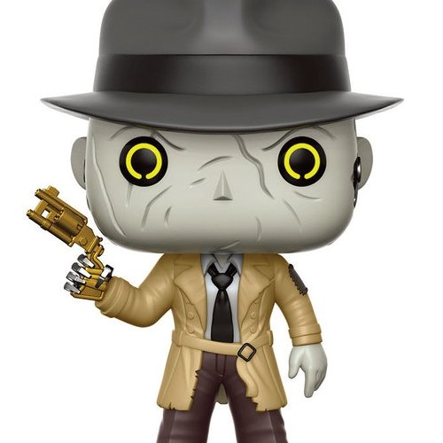 Funko POP Games: Fallout 4 Nick Valentine Toy
