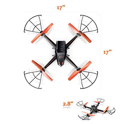 Airhawk m 13 quadcopter stunt drone 360 degree flips headless mode no faa registration long - Spare time gadgets ...