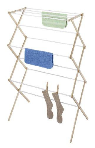 Whitmor Foldable Drying Racks - Wood