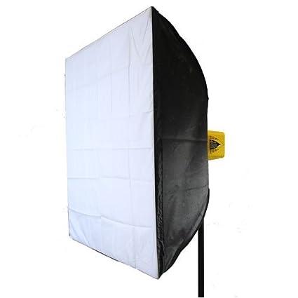 Amazon.com: X 24in 36in Fotografía Estudio de fotografía Softbox para Abejas extranjeros estroboscópicas: Electronics