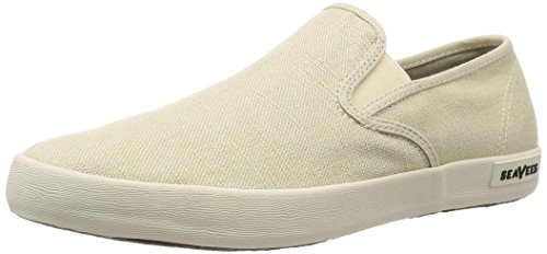 lip On Standard Casual Sneaker,Natural,14 ()