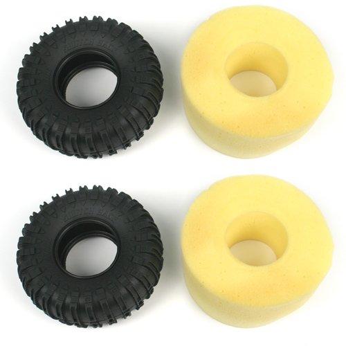 Atomik Beadlox Switch Back 2.2 Tire 2pcs for Creeper Rock - Venom Creeper