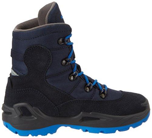 Lowa Rufus III GTX® Hi 650546-6960 Azul Marino/Azul, Gr. 36-40, Resistente Al Agua Azul (Navy/blau_navy/blue)