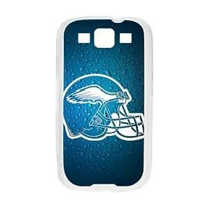 Philadelphia Eagles Custom Case for SamSung Galaxy S3 I9300 (Laser Technology)