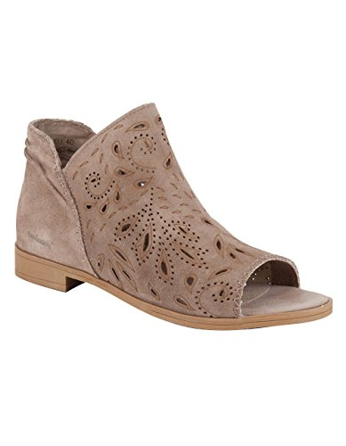 Coolway Womens Jasper Flat Taupe