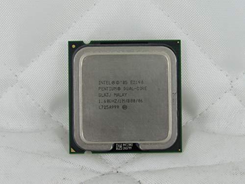 Intel Pentium P4 E2140 SLA3J SLA93 SLALS Desktop CPU Processor LGA 775 1MB 1.60 GHz 800 MHz