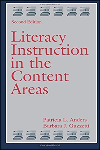 Book Literacy Instruction in the Content Areas (Literacy Teaching Series) 2nd edition by Anders, Patricia L., Guzzetti, Barbara J. (2005)
