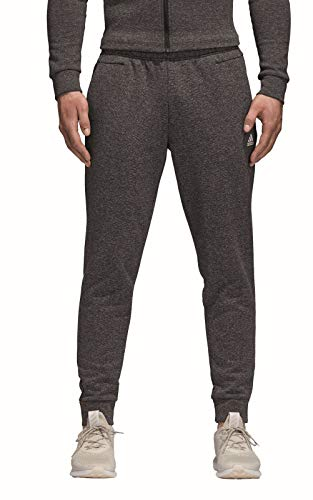 Adidas Pantaloni black Uomo Heather Stadium Id Cuffed 8Hfq8r7