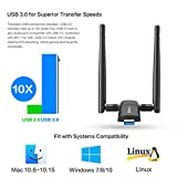 Wireless USB WiFi Adapter for PC - 802.11AC