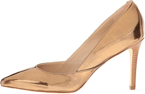 Johnston & Murphy Womens Vanessa Bronze Dress Pump Bronze