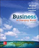 Business: A Changing World, 10th Edition Front Cover