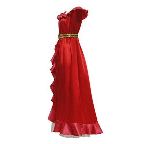 Amazon.com: CosplayDiy Womens Dress for Elena of Avalor Princess Elena Halloween Cosplay: Clothing