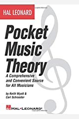 Hal Leonard Pocket Music Theory: A Comprehensive and Convenient Source for All Musicians Paperback