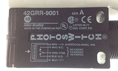 Allen Bradley 42-GRR-9001 Photoswitch by Allen-Bradley