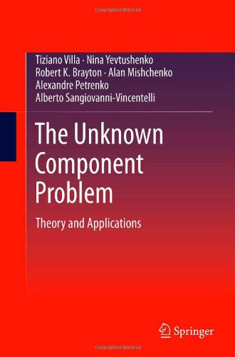[PDF] The Unknown Component Problem: Theory and Applications Free Download | Publisher : Springer | Category : Computers & Internet | ISBN 10 : 0387345329 | ISBN 13 : 9780387345321