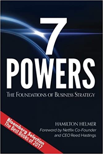 Amazon 7 powers the foundations of business strategy amazon 7 powers the foundations of business strategy 9780998116310 hamilton helmer books fandeluxe Choice Image