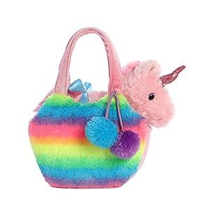 InterestPrint Unisex Duffel Bag Carry-on Bag Overnight Bag Weekender Bag Piglet Leaning on the Fence