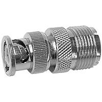 Perel 609166adaptador de conector BNC a acople pl