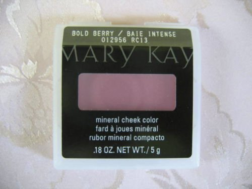 Mary Kay Mineral Cheek Color / Blush ~ Bold Berry