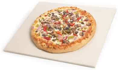 14 by 15.5 Inch Pizza Stone