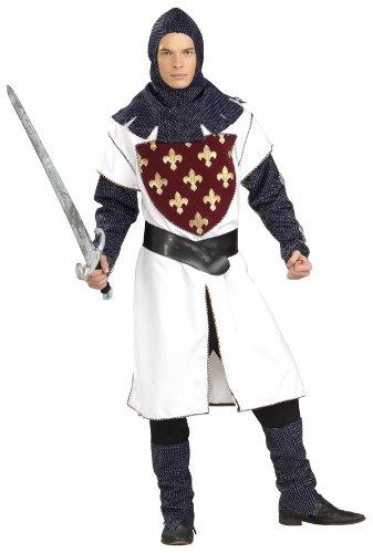 Lancelot Costume - (Adult Super Deluxe King)
