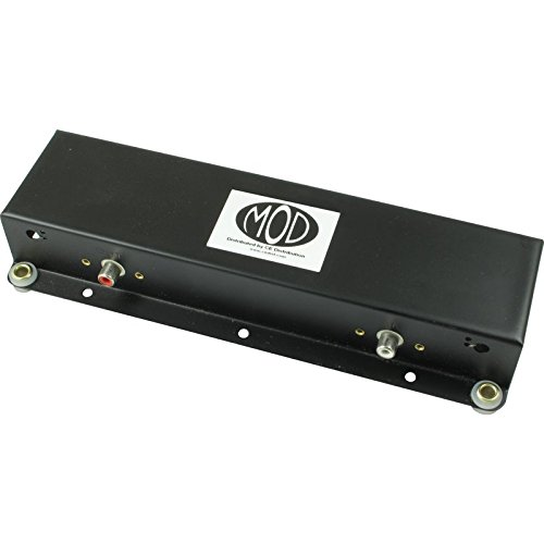 (Reverb Tank - Mod, Equivalent to 8FB2C1B, Black Finish)