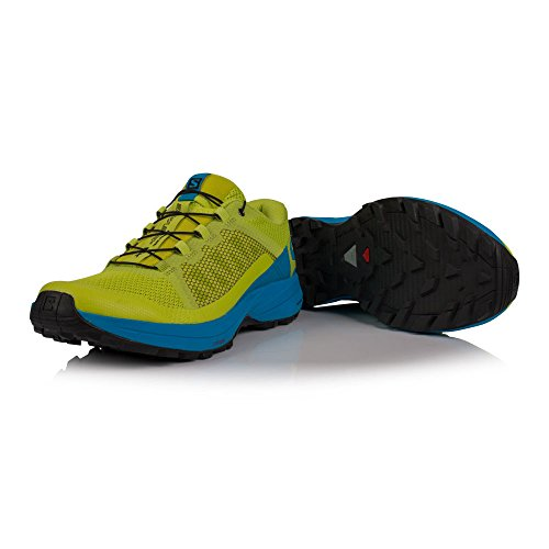 Running da Elevate Salomon Blue Uomo Trail XA Scarpe fqt8zXg