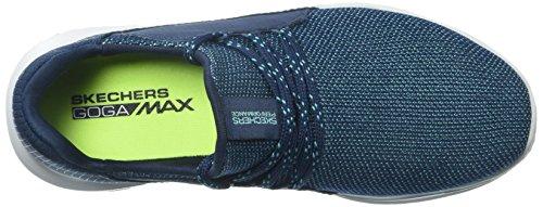 Skechers Sarcelle Chaussures Fitness de Bleu Verve Marine Mojo Bleu Femme Run Go gIxqPrwgp
