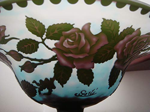 Very Beautiful. Emile Galle Compote