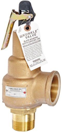kunkle relief valve - 9