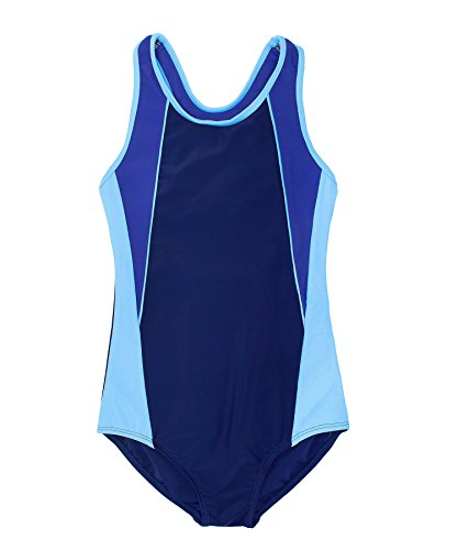 ReliBeauty Girls Racerback Athletic Swimsuit product image