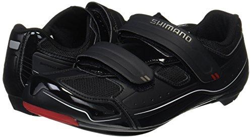 Shimano R065 Spd-sl Mens Road Shoe, Nero, Uk6 [abbigliamento]