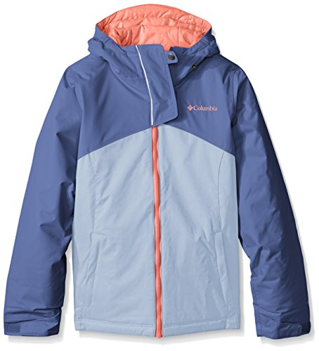 Columbia Girls Crash Course Jacket, XX-Small, Bluebell by Columbia