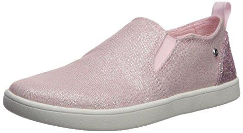 UGG Girls K Gantry Sparkles Sneaker, Seashell Pink, 2 M US Little Kid ()