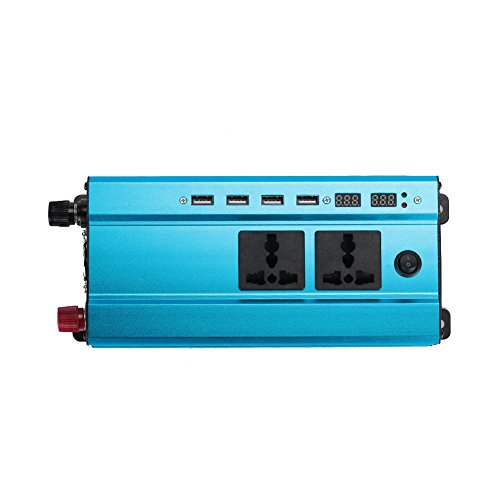 Sedeta Power Inverter DC 24V to AC 220V 4000W Pure Sine Wave Solar Inverter
