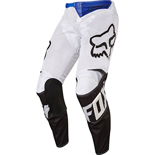 Fox Racing 2017 180 Race Airline Men's Off-Road Motorcycle Pants - White / Size (Hot Bodies Racing Race)
