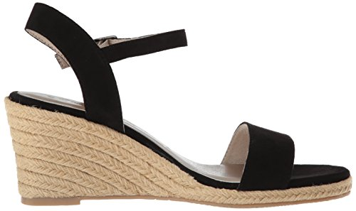 Tamaris Women's Livia 28300 Oxford Flat Black clearance lowest price cheap tumblr many kinds of online aS0UjzKM