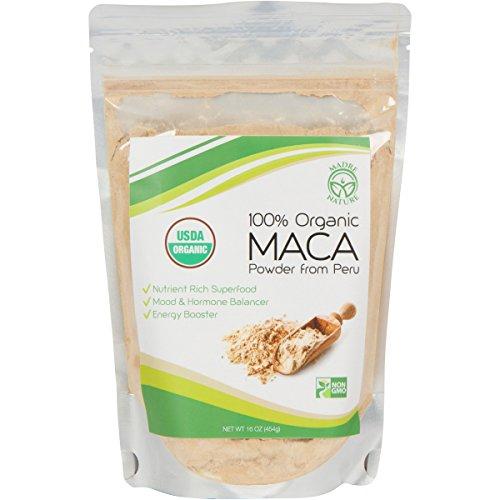 Madre Nature Peruvian Organic Gelatinized product image