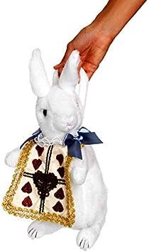Bolso Conejo Blanco: Amazon.es: Juguetes y juegos