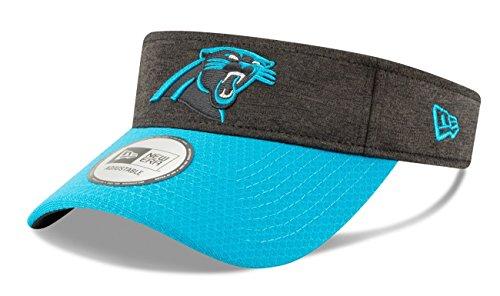 cheap for discount a29f4 bb543 Carolina Panthers Visor. New Era Carolina Panthers NFL ...