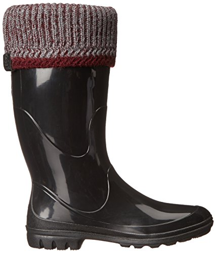 Insulated Women's Kamik Lancaster Boot Rain Burgundy nEYSAwqp