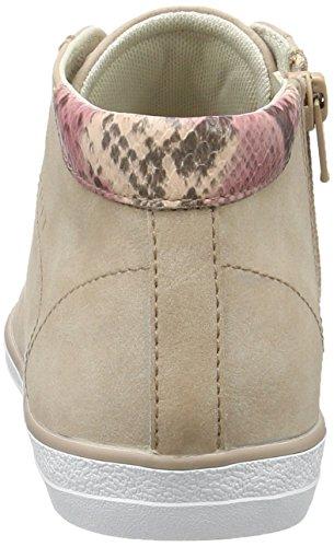 Esprit Miana Bootie, Zapatillas Altas para Mujer Rosa (dark Old Pink 675)