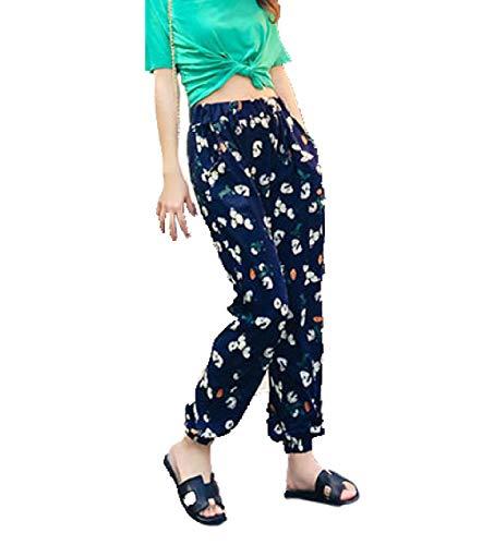 Gzhgf Linterna Gasa Festival Yoga De pantalones Pantalones Impresión ...