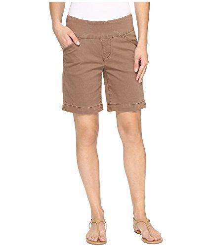 ミルク不潔落胆した[ジャグジーンズ] Jag Jeans レディース Ainsley Pull-On 8 Shorts in Bay Twill パンツ [並行輸入品]