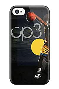 Premium Chris Paul Back Cover Snap On Case For Iphone 4/4s