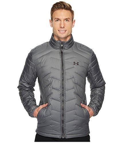 Under Armour  Men's UA ColdGear Jacket Graphite/Charcoal/Charcoal Large