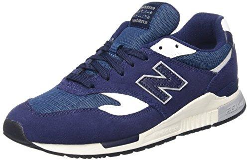 Blu blue New Uomo 840 Balance Sneaker Iqwx4FaTAy