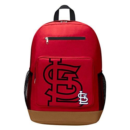 Northwest 1MLB9C3600027RTL St. Louis Cardinals Playmaker Backpack, Orange, One Size