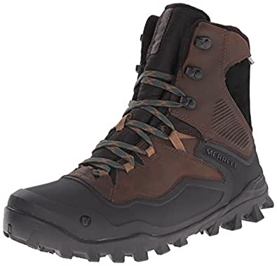 Amazon.com | Merrell Men's Fraxion Shell 8-M, Chocolate
